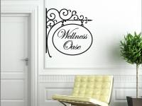 Wellness Oase 1512 - Wandtattoos